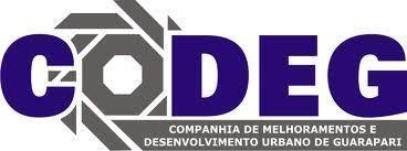 Concurso Público - 01/2019 - CODEG - Cia. de Melhoramentos e Des. Urbano de Guarapari/ES